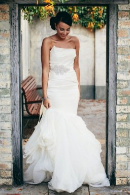 Elegant Wedding Dress Ideas For Valentines Day25