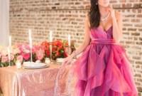 Elegant Wedding Dress Ideas For Valentines Day38