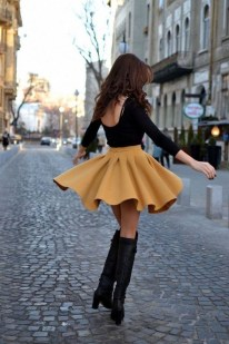 Extraordinary Winter Clothes Ideas For Teenage Girl11