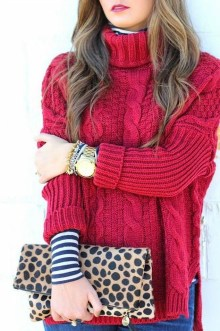Extraordinary Winter Clothes Ideas For Teenage Girl31