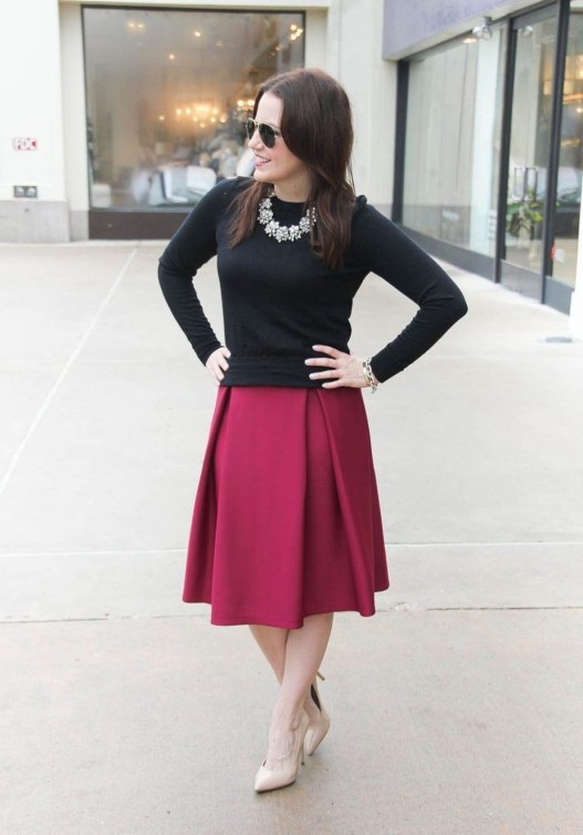 Fascinating Outfit Ideas For A Valentine'S Day Date36