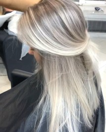 Fashionable Hair Color Ideas For Winter 201902
