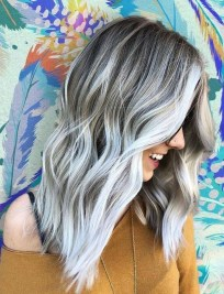 Fashionable Hair Color Ideas For Winter 201903