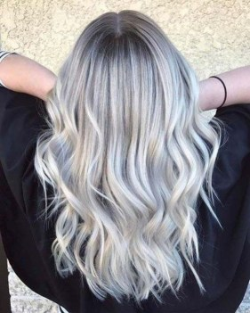 Fashionable Hair Color Ideas For Winter 201908