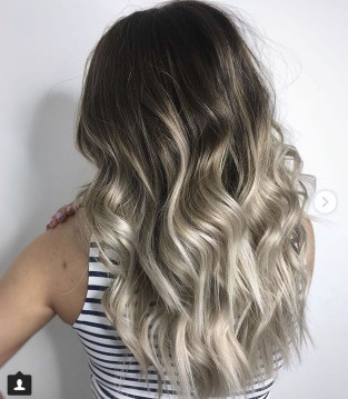 Fashionable Hair Color Ideas For Winter 201915