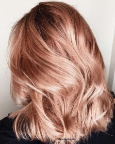 Fashionable Hair Color Ideas For Winter 201920