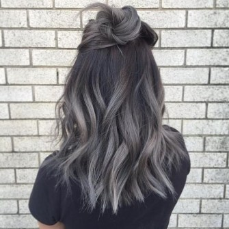 Fashionable Hair Color Ideas For Winter 201924