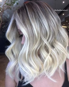 Fashionable Hair Color Ideas For Winter 201925