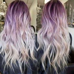 Fashionable Winter Hair Color Ideas22