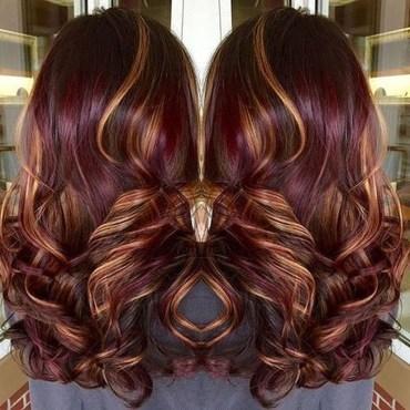 Fashionable Winter Hair Color Ideas27