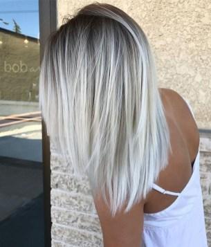 Fashionable Winter Hair Color Ideas35