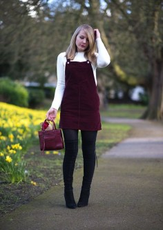 Flawless Winter Dress Outfits Ideas06