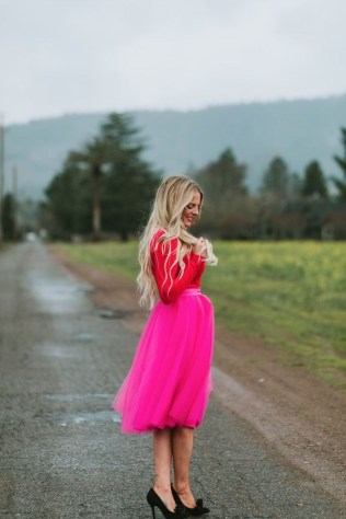 Inpiring Outfits Ideas For Valentines Day13