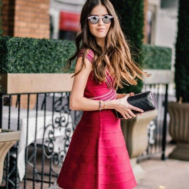 Inpiring Outfits Ideas For Valentines Day38