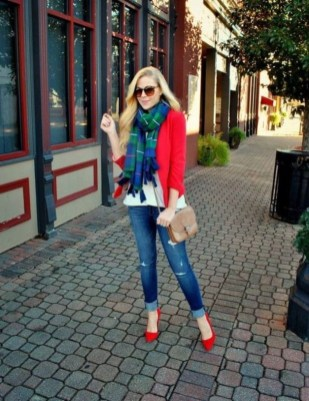 Lovely Valentines Day Outfit Ideas For 201915