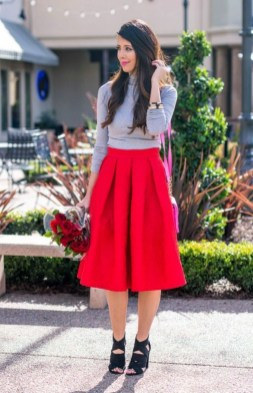 Lovely Valentines Day Outfit Ideas For 201933