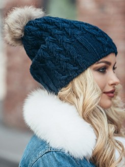 Lovely Winter Hats Ideas For Women07
