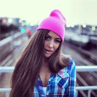 Lovely Winter Hats Ideas For Women26