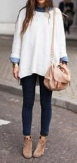 Simple Winter Outfits Ideas For School14