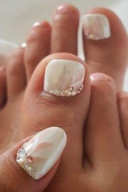 Stunning Toe Nail Designs Ideas For Winter24