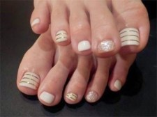 Stunning Toe Nail Designs Ideas For Winter29
