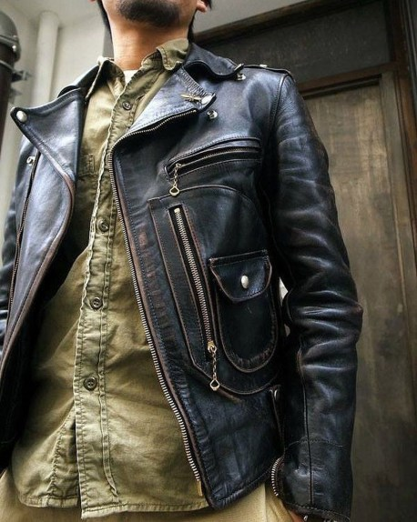 Affordable Leather Jacket Outfit Ideas06