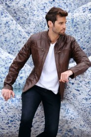 Affordable Leather Jacket Outfit Ideas11