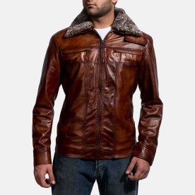 Affordable Leather Jacket Outfit Ideas12