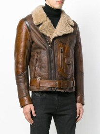 Affordable Leather Jacket Outfit Ideas13