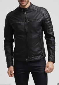 Affordable Leather Jacket Outfit Ideas20