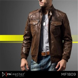 Affordable Leather Jacket Outfit Ideas32
