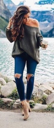 Awesome Spring Outfits Ideas For 201917