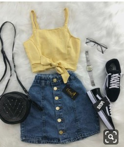 Captivating Spring Outfit Ideas19