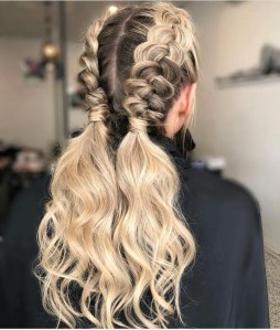 Charming Hairstyles Ideas For Long Hair13