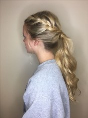Charming Hairstyles Ideas For Long Hair27