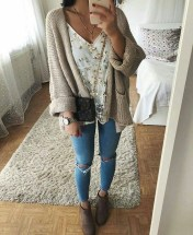 Charming Spring Outfits Ideas For 201910