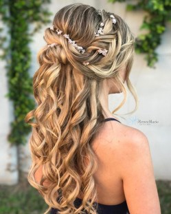 Classy Wedding Hairstyles Ideas10