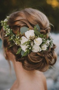 Classy Wedding Hairstyles Ideas14