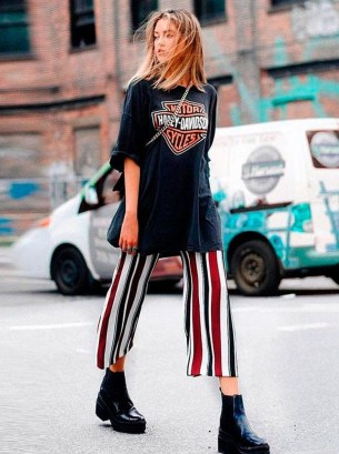 Cool Street Style Outfits Ideas25