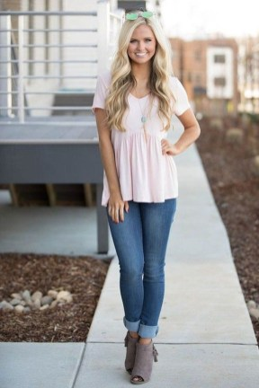 Cute Spring Outfits Ideas06