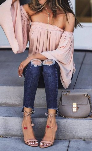 Cute Spring Outfits Ideas26