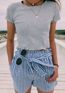 Cute Spring Outfits Ideas35