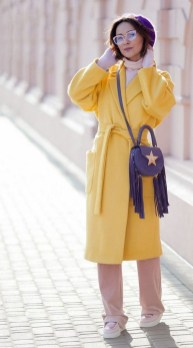 Cute Yellow Outfit Ideas For Spring30