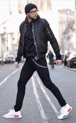 Elegant Black Outfits Ideas06