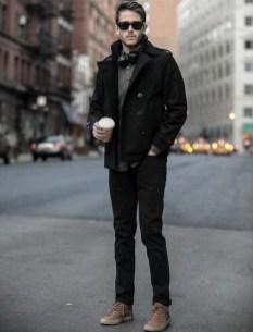 Elegant Black Outfits Ideas10