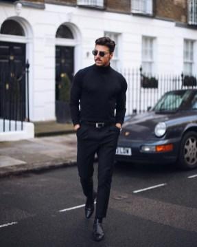 Elegant Black Outfits Ideas16