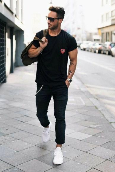 Elegant Black Outfits Ideas24