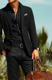 Elegant Black Outfits Ideas30