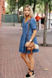 Fashionable Dress Outfit Ideas For Spring04