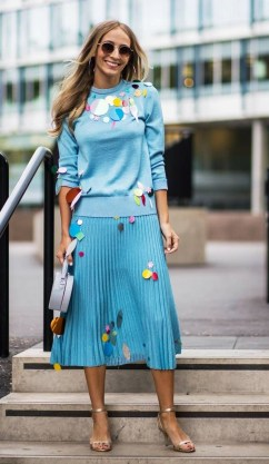 Fashionable Dress Outfit Ideas For Spring06